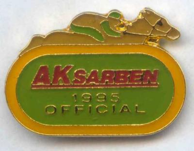 1995 Racing Official Pin Image